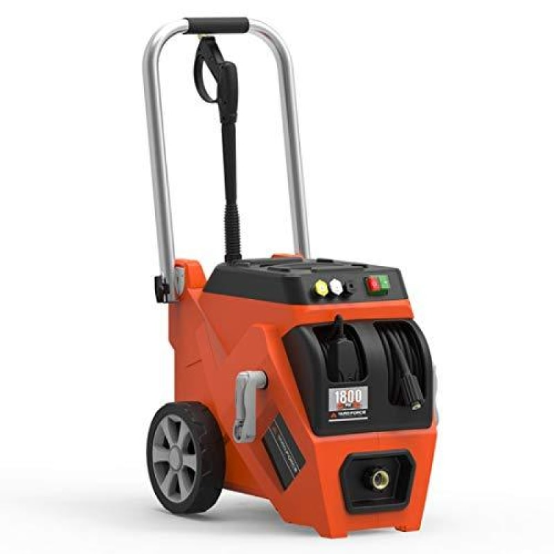 Pressure Washer With Hose - dilutee.com