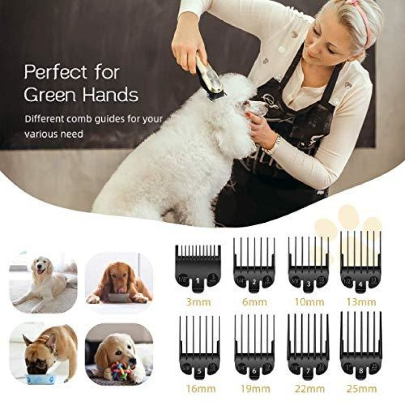 professional dog grooming kit - dilutee.com