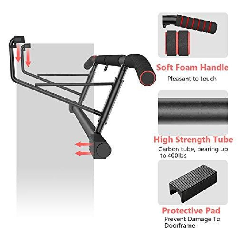 Pull Up Bar For Doorway - dilutee.com