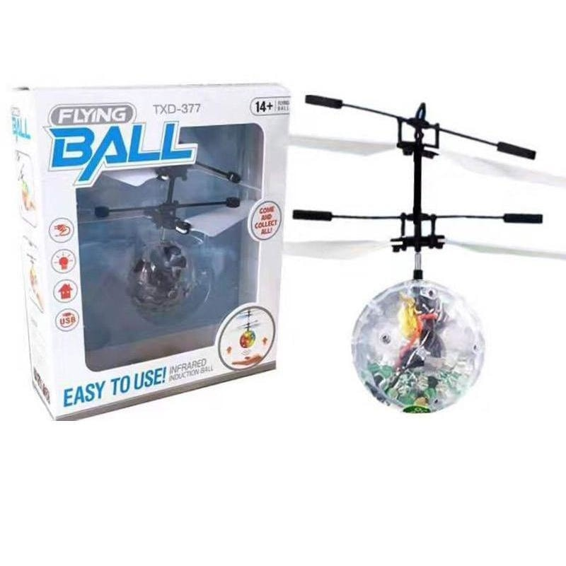 RC Luminous Flying Ball - dilutee.com