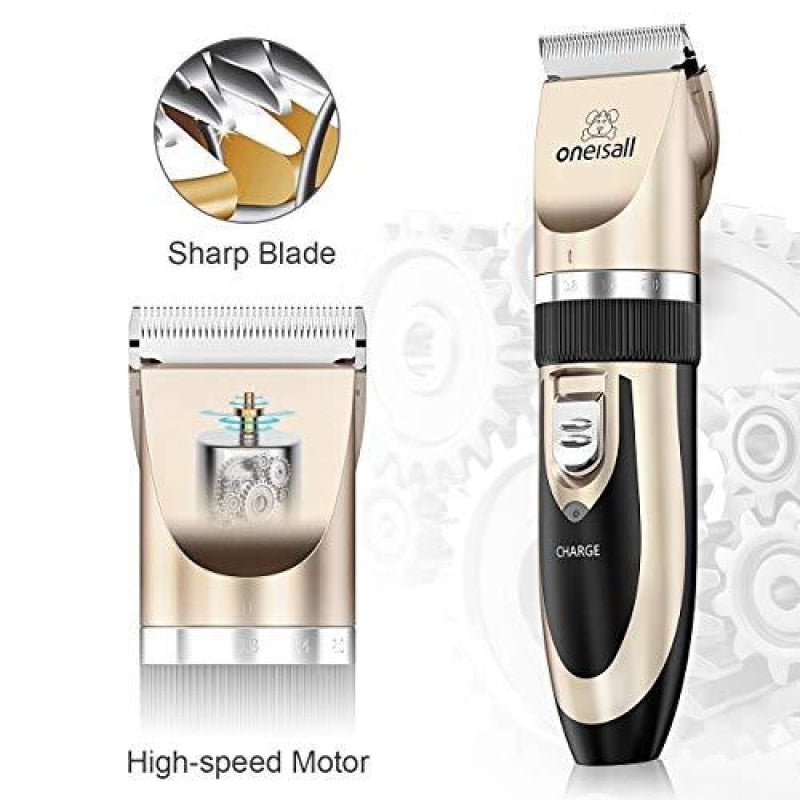 Rechargeable Dog Shaver Clippers - dilutee.com