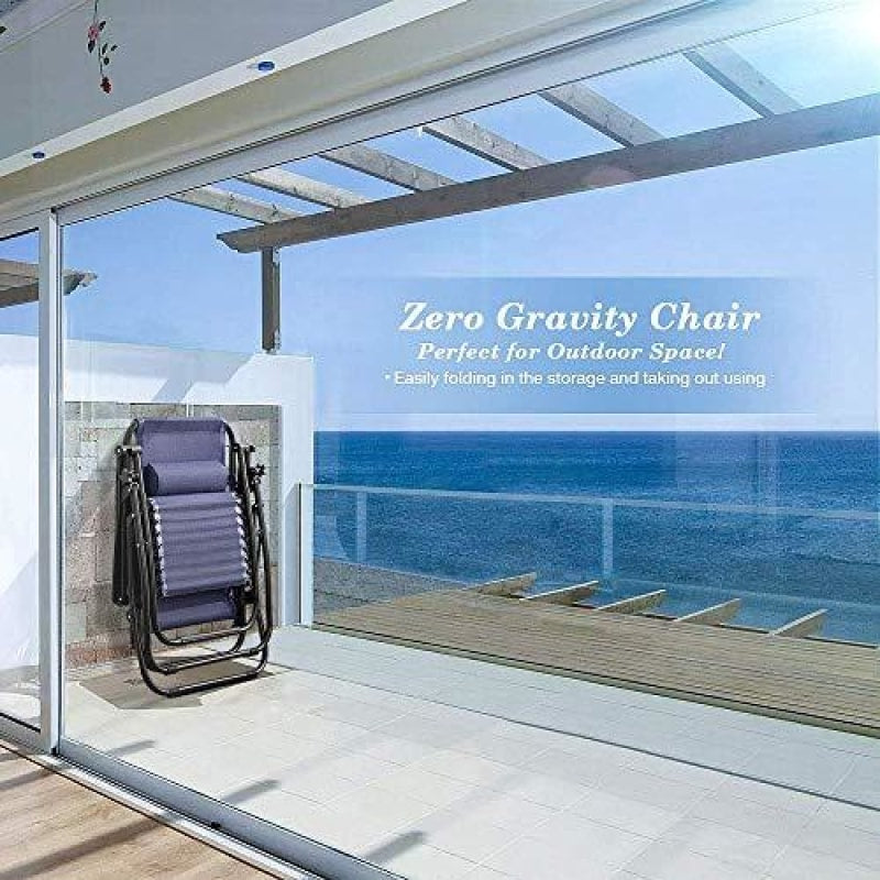 Reclining Zero Gravity Chair - dilutee.com
