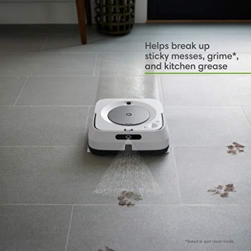 Robot For Mopping Floors - dilutee.com