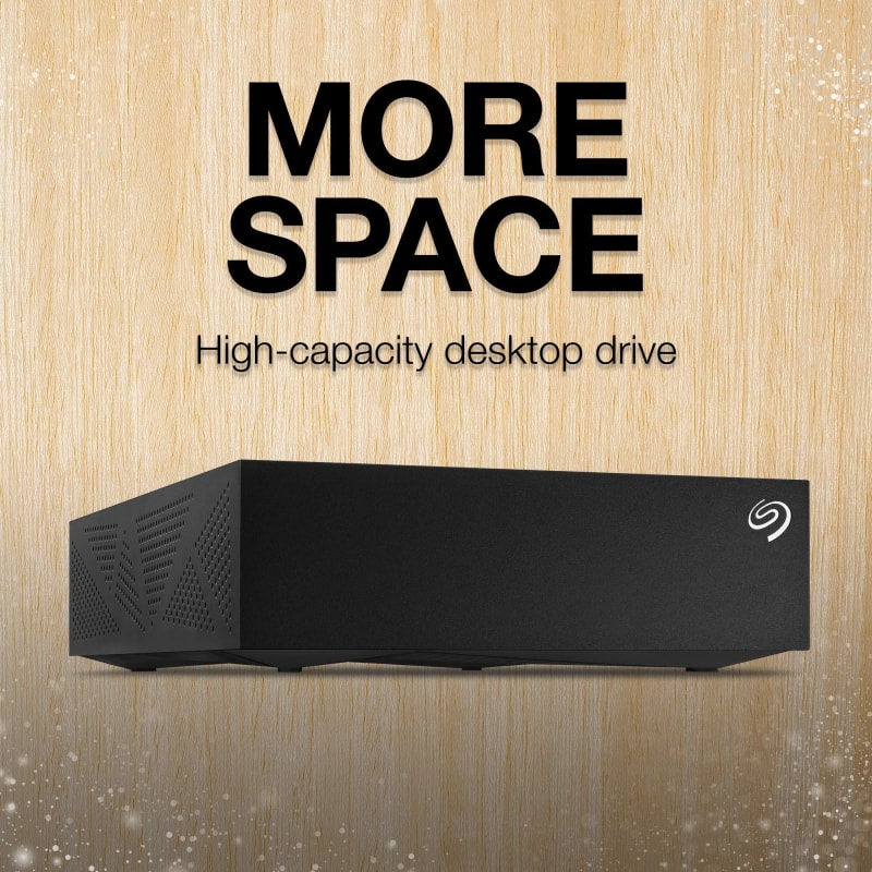 Seagate External Hard Drive - dilutee.com
