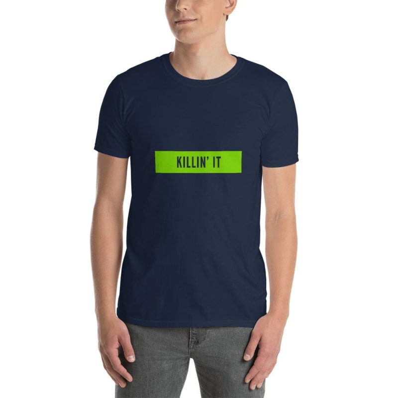 Short-Sleeve Unisex T-Shirt - Dilutee.com