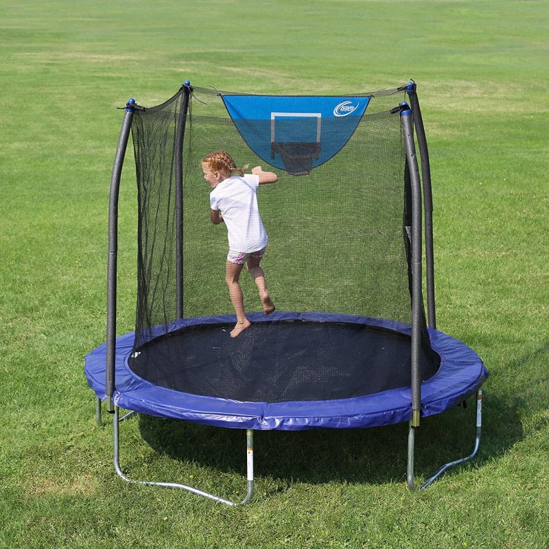 Small Trampoline for Kids - dilutee.com