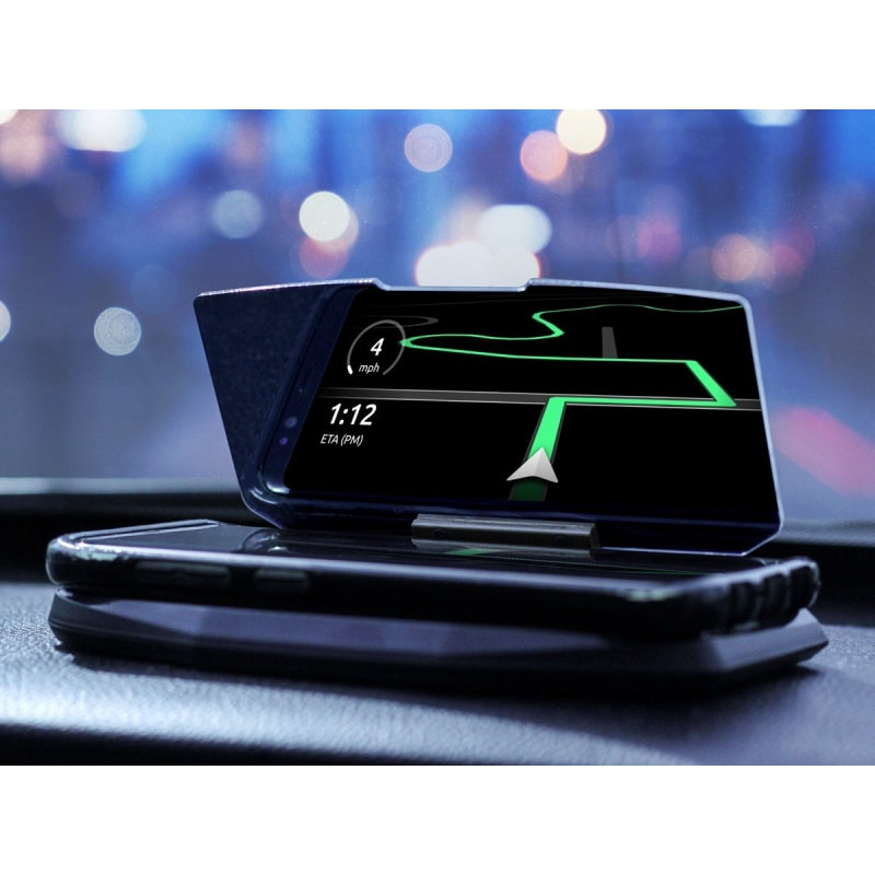 Smartphone Heads Up Display Gps Navigation - Dilutee.com