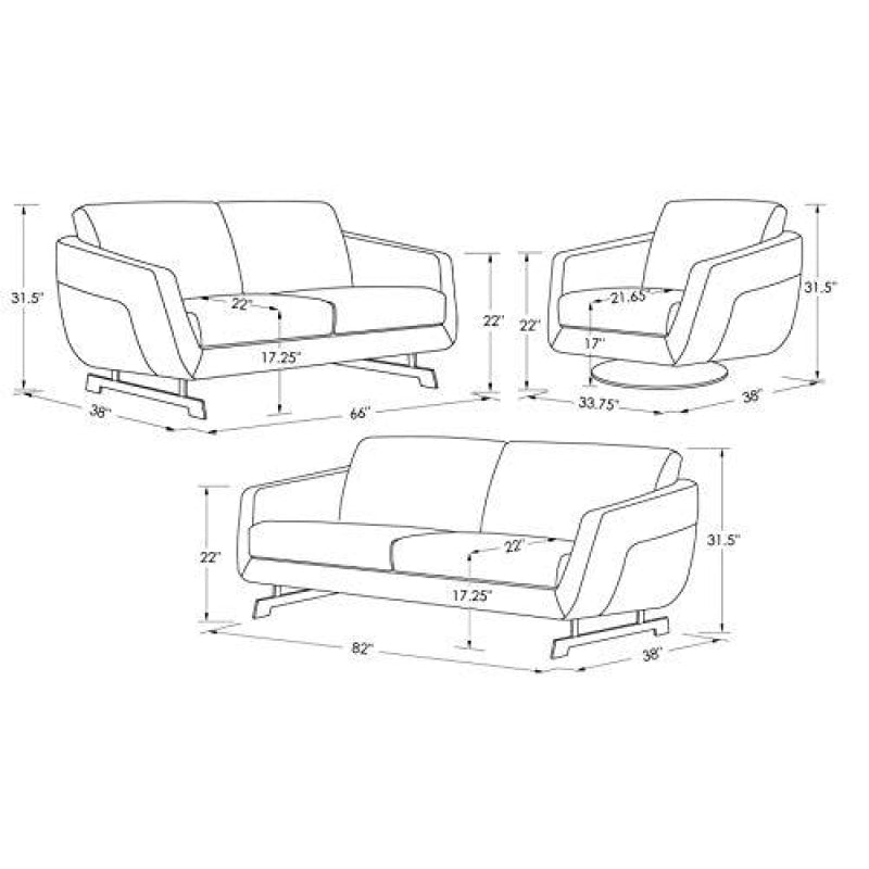 Sofa Set With Loveseat - dilutee.com