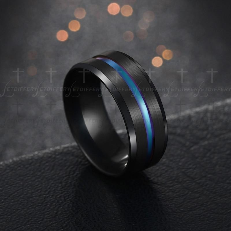 Stainless Steel Ring - dilutee.com