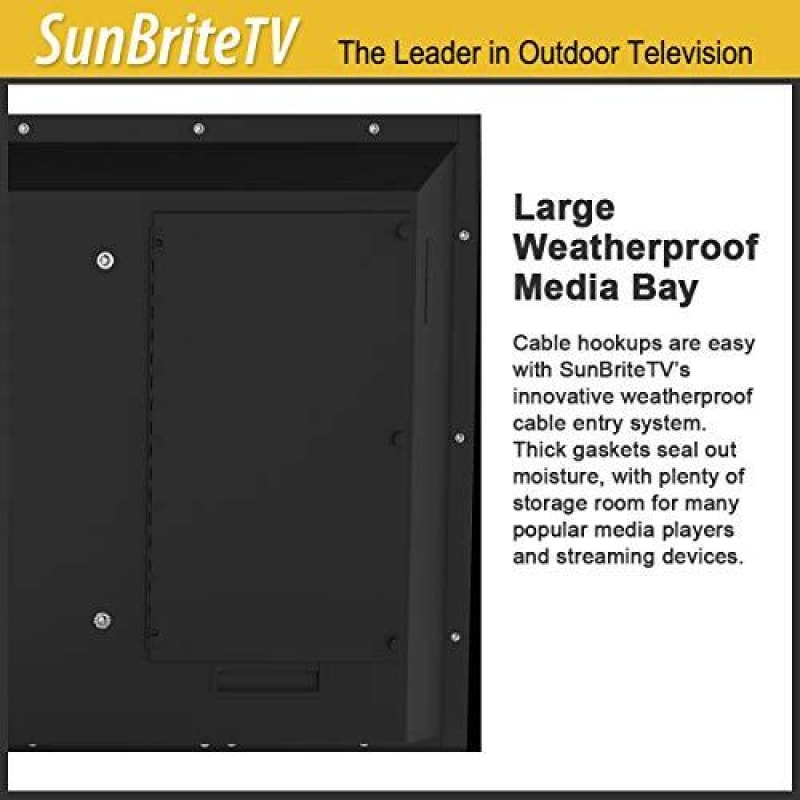 Sunbrite Outdoor TV With HDR - dilutee.com
