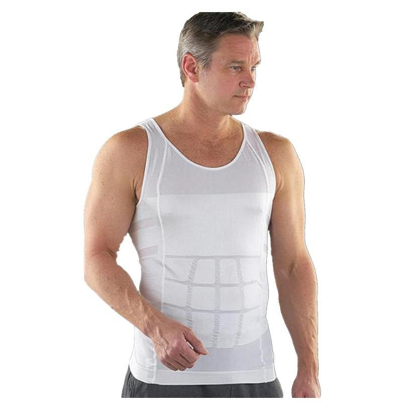 The Ultimate Mens Slimming Body Vest - Dilutee.com