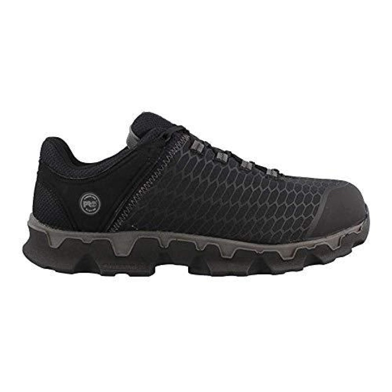 Timberland PRO Men's Powertrain Sport Alloy Toe SD+ Industrial Boot black 13 M US - dilutee.com