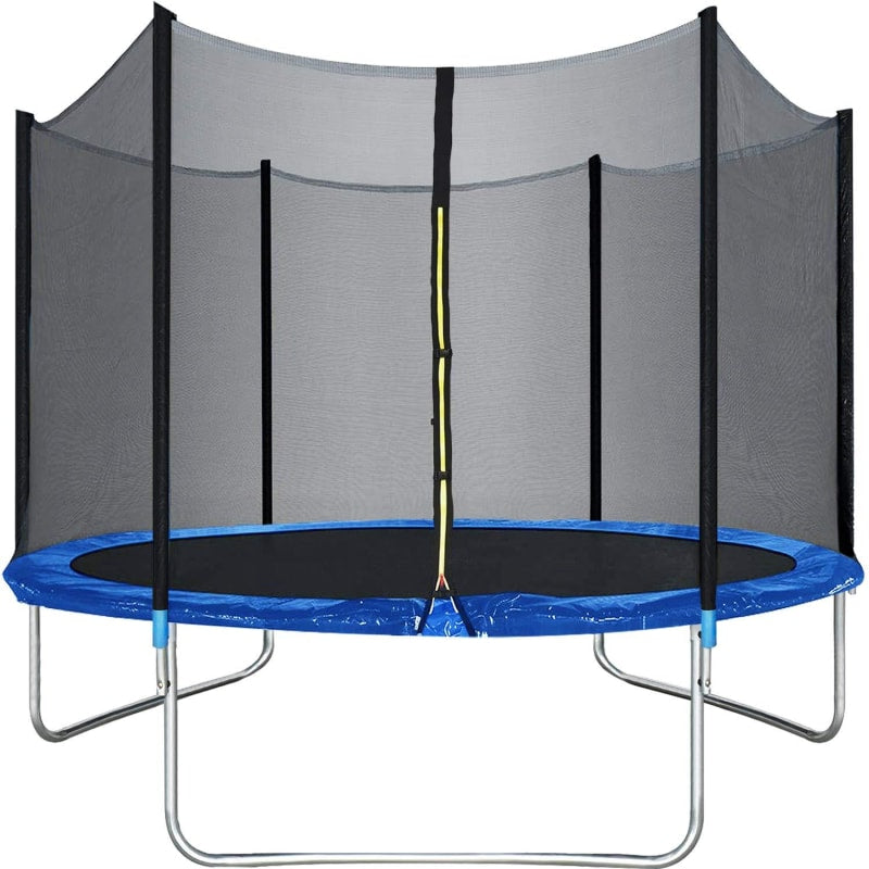 Trampoline With Net for Kids