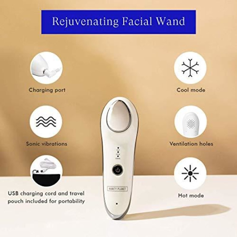 Vanity Planet Forever Young Face Massager - dilutee.com