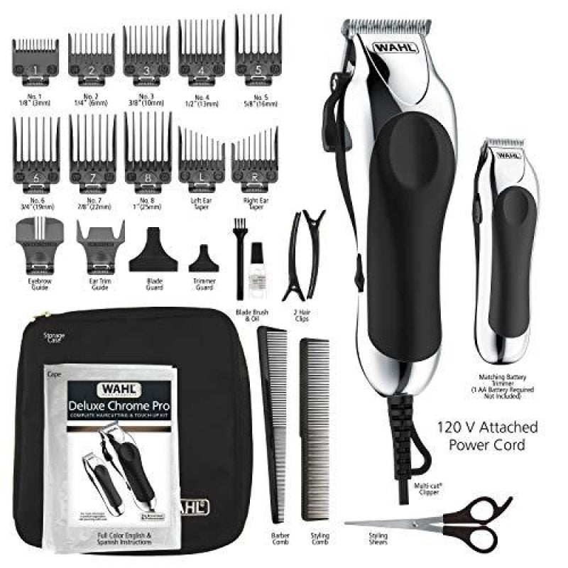Wahl Trimmer All In One - dilutee.com