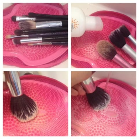 Makeup Silicone Brush Cleaner