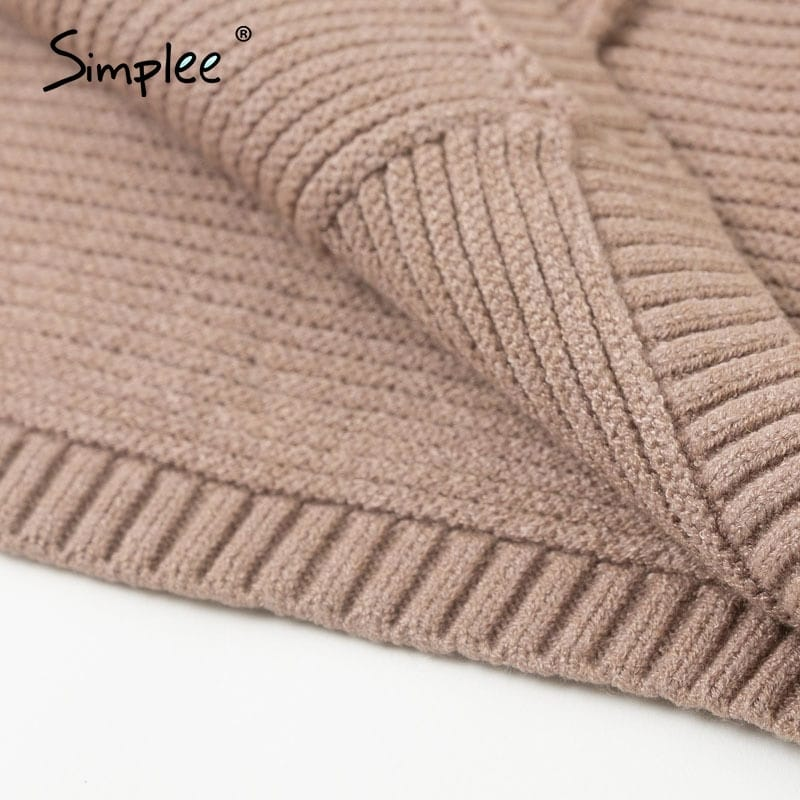 Women's Sweaters V Neck