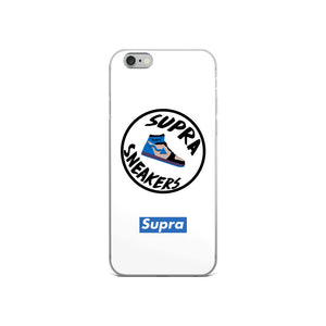 Supra Sneakers iPhone Case