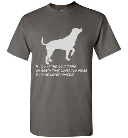 Dog Quote T-Shirt
