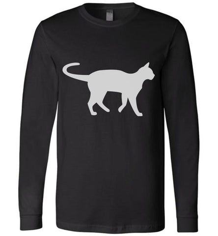 Cat Long Sleeve