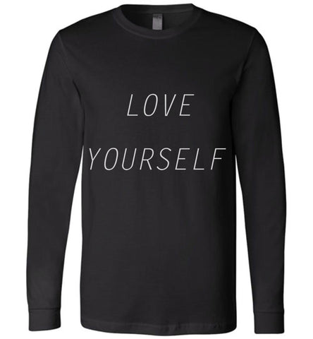 Love Yourself Long Sleeve