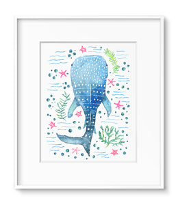 Speckled Whale Shark