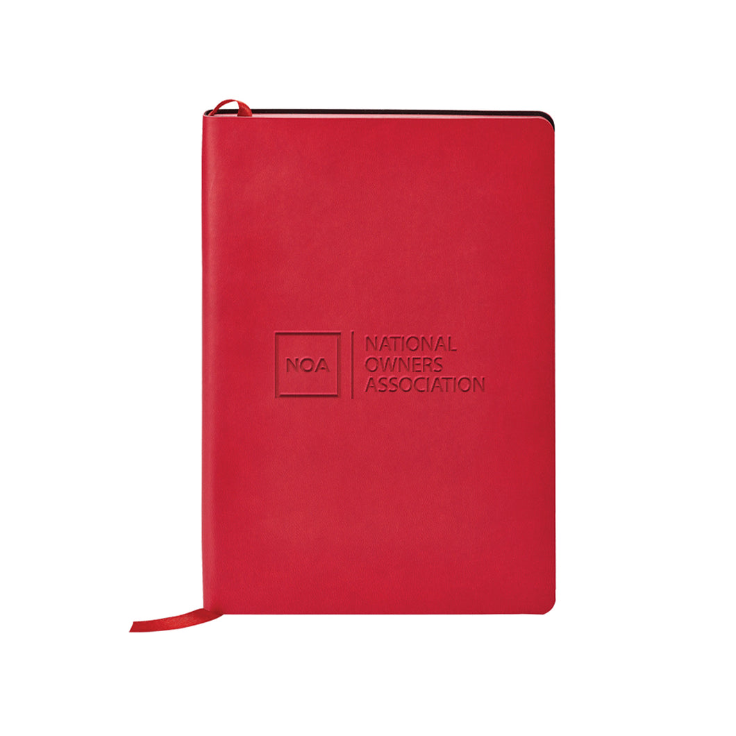 NOA Notebook - Red