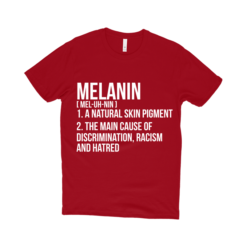 Melanin Definition Tee