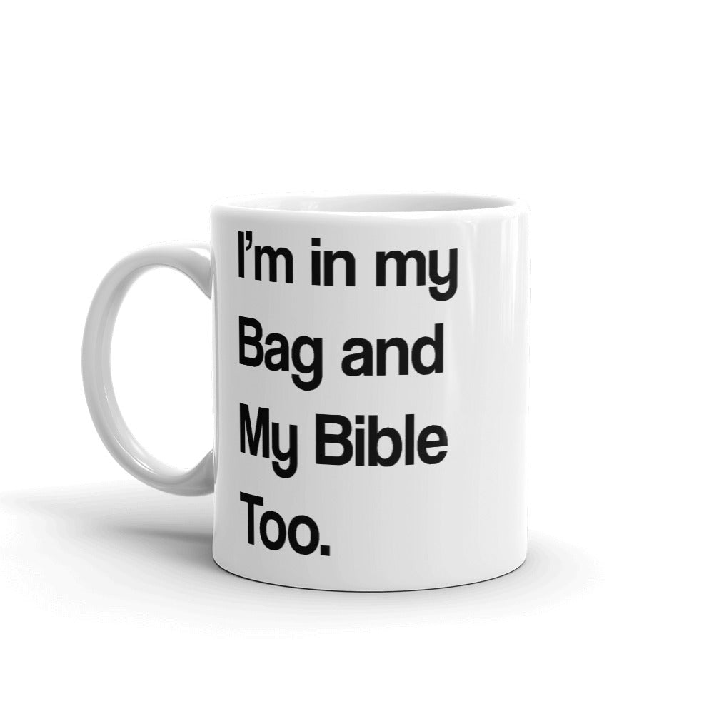 In My Bag Mug
