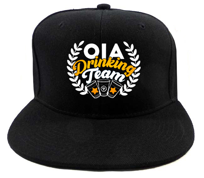 OIA DRINKING TEAM SNAP BACK