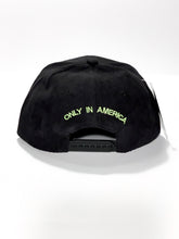 Load image into Gallery viewer, OIA Suede Snap Back