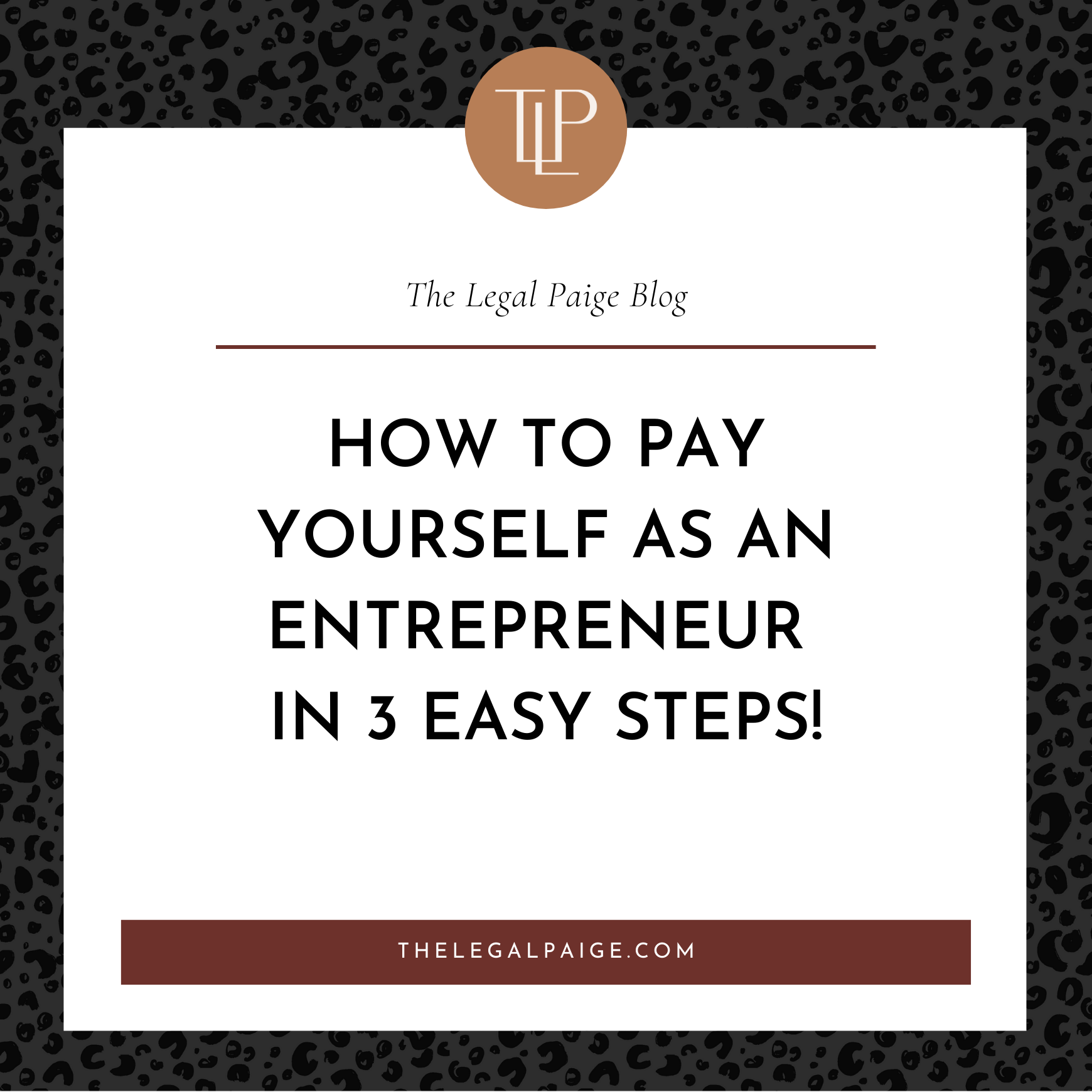 How Do I Pay Myself as an Entrepreneur?