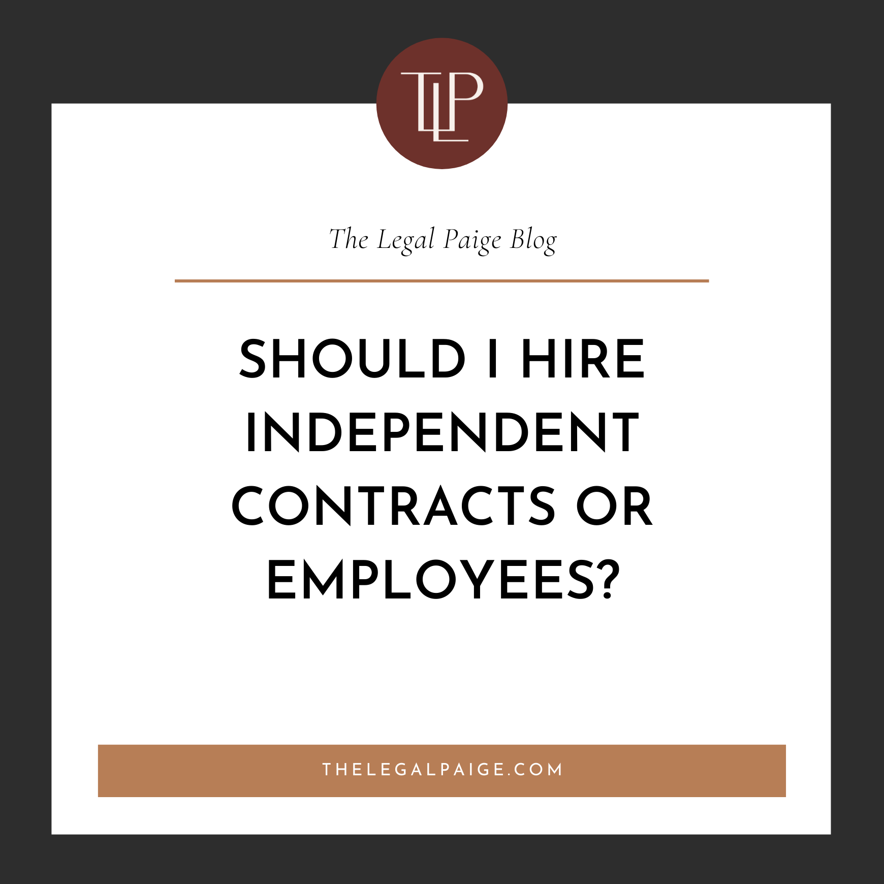 Differences between 1009 Contractors and Employees: How should I hire my help?