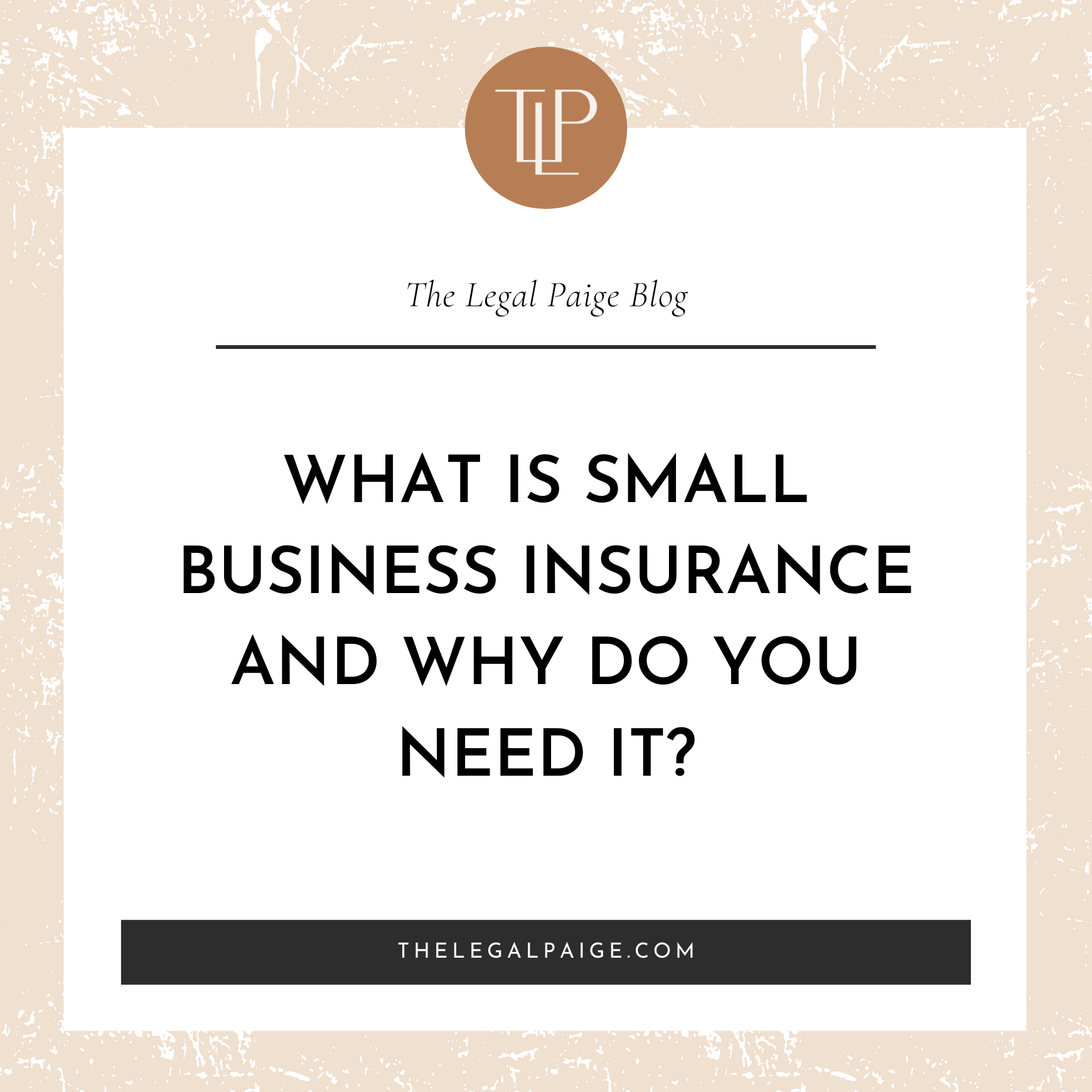 What Is Small Business Insurance and Why Do You Need It?