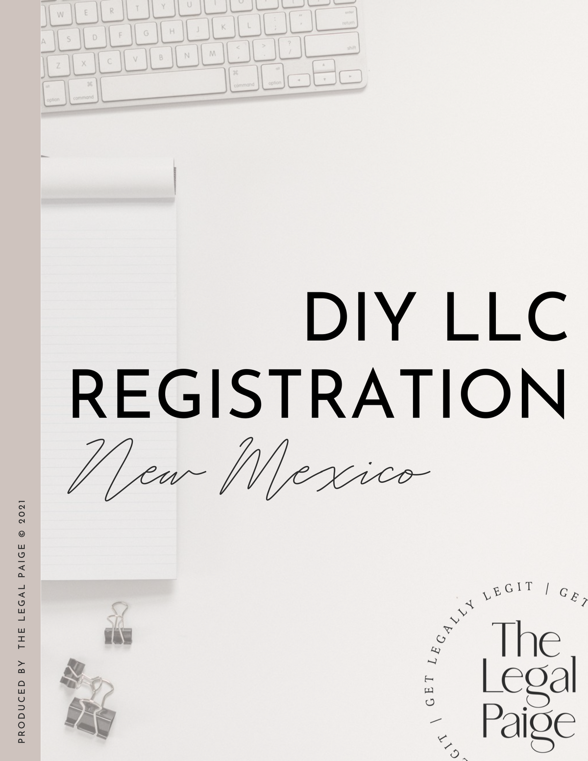 DIY LLC Registration - New Mexico