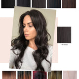 Naomi - Deep body wave natural wig (Synthetic, 11 colours)