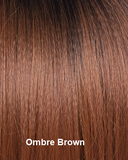 Courtney - 11 colours available (Synthetic, Dark brown)