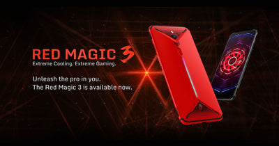 Red Magic 3 Out Now