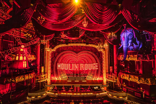 Entradas para Moulin Rouge! The Musical! en Broadway