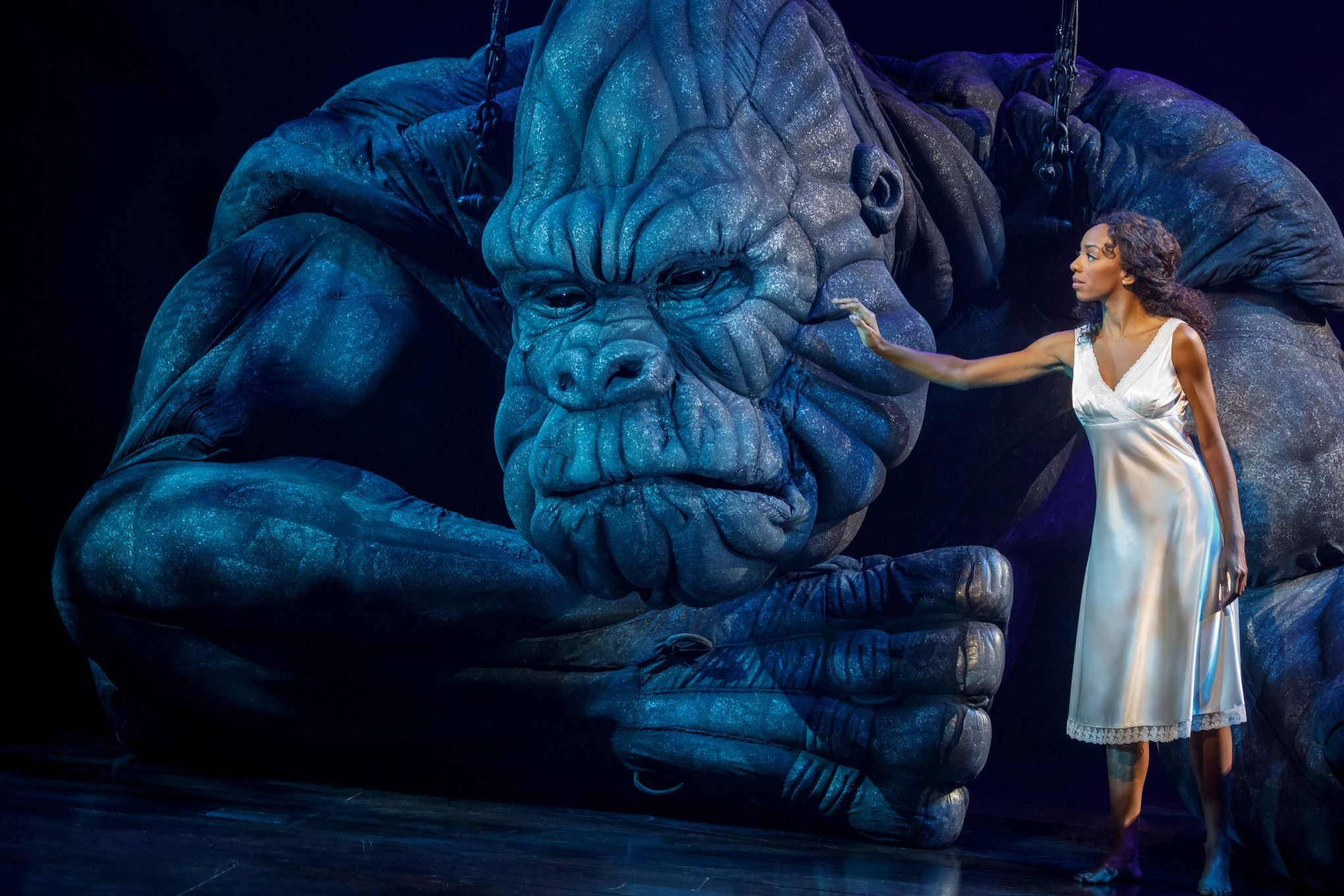 Entradas para el musical King Kong en Broadway