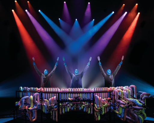 Entradas para el musical Blue Man Group en Broadway - Terraquo