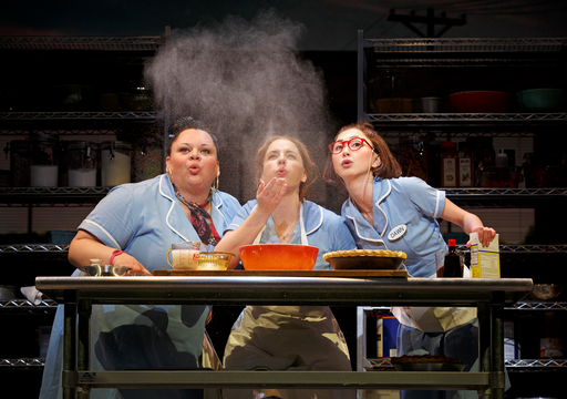 Entradas para el musical Waitress en Broadway