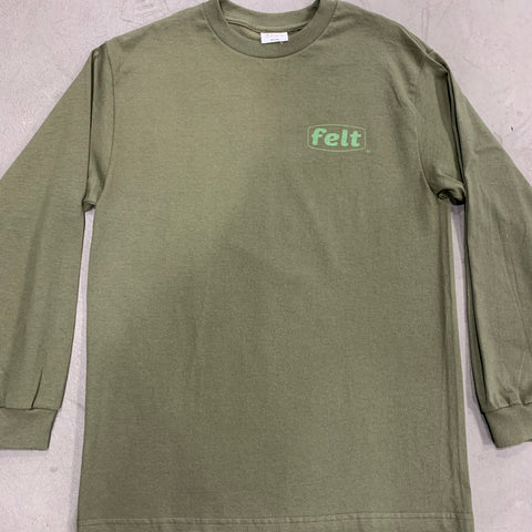 FELT Evergreen L/S T-Shirt
