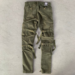 Ross Cairo Army Green Cargo