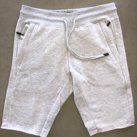 Gray Cut-Off Short