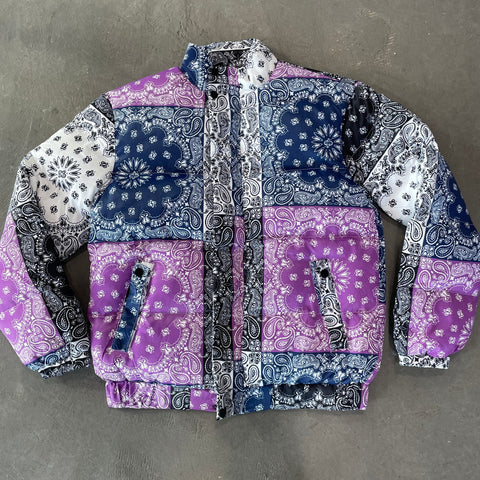 Polar Purple Multi Jacket
