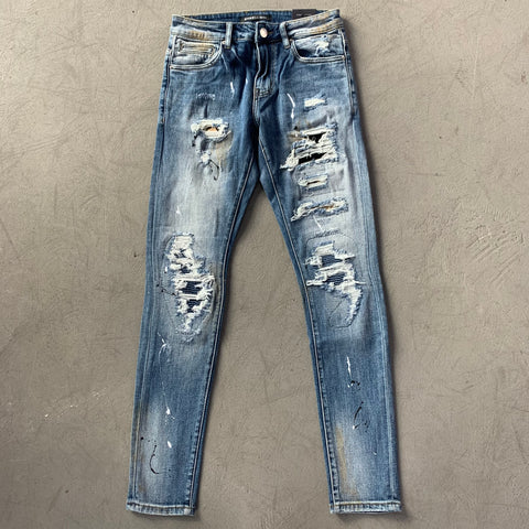 Crawley Rip & Repair Jean