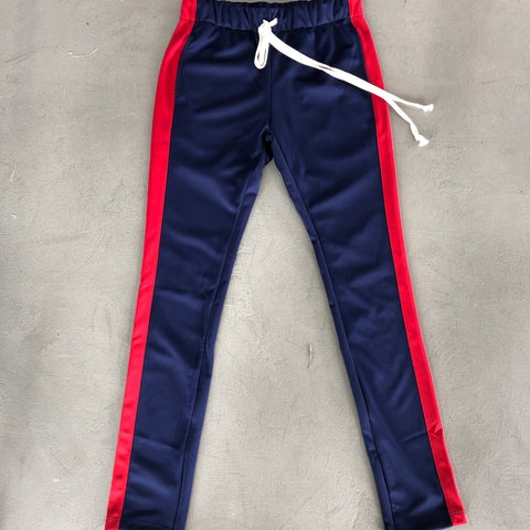 Navy/Red Jogger