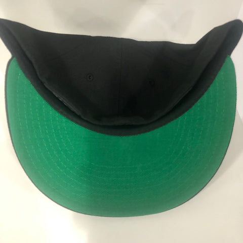 Original Crown Fitted W/Green Undervisor