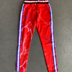 Red SugarHill Trackpants